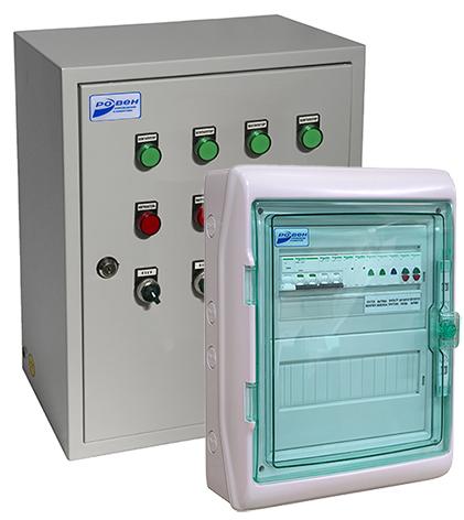 Щит управления вентиляторами тип I к